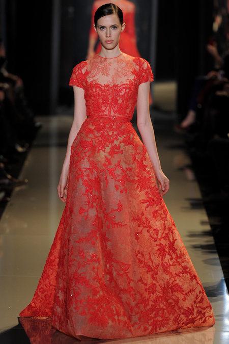 Ellie Saab 2013 couture