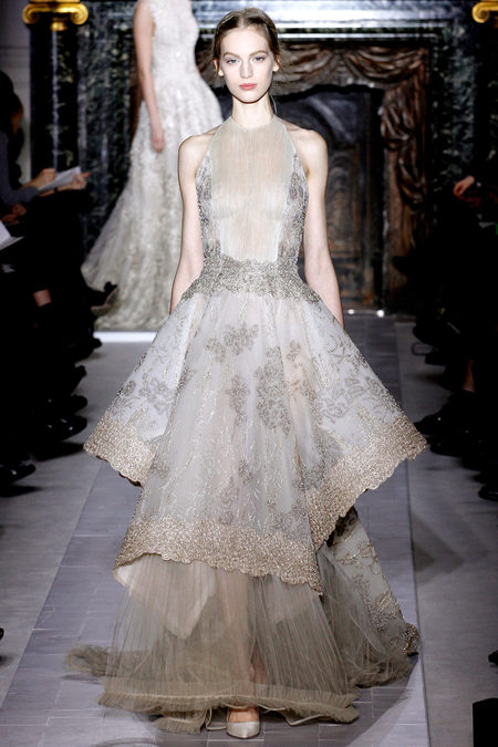 Valentino Sprins 2013 couture